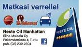 Neste Oil Manhattan