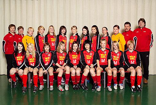 Jalkapallo Naiset